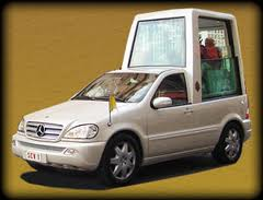 """Who Will Be next Passenger in the """"Pope-mobile""""? or How to Pick a Pope"""